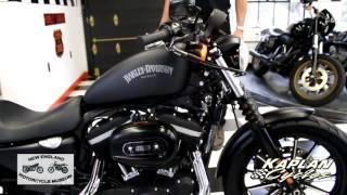 6. 2010 Harley Davidson 883 Iron