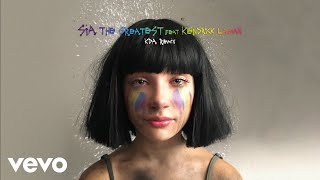 "Sia's ""The Greatest"" ft. Kendrick Lamar (KDA Remix) out now!iTunes: http://smarturl.it/TheGreatestKDARMX?IQid=ytSpotify: http://smarturl.it/TheGreatestKDASp?IQid=ytAmazon: http://smarturl.it/TheGreatestKDAmz?IQid=ytGoogle Play: http://smarturl.it/TheGreatestKDAGP?IQid=ytGet ""The Greatest"" featuring Kendrick Lamar now on: iTunes - http://smarturl.it/ThisIsActingDeluxe?IQid=ytAmazon - http://smarturl.it/ThisIsActingDeluxea?IQid=ytGoogle Play - http://smarturl.it/ThisIsActingDeluxegp?IQid=ytTarget - http://smarturl.it/TIADLXTarget?IQid=ytFYE - http://smarturl.it/TIADLXFYE?IQid=ytStream it on:Spotify - http://smarturl.it/ThisIsActingDeluxesp?IQid=ytApple Music - http://smarturl.it/ThisIsActingDeluxeam?IQid=ytWatch the official video for ""The Greatest"" https://youtu.be/GKSRyLdjsPAUpcoming tour dates - http://siamusic.net/tourFollow Team Sia's Ear Candy on Spotify http://spoti.fi/1LMlB7XSubscribe to Sia on YouTube: http://bit.ly/1sudphSWebsite: http://siamusic.net Twitter: http://twitter.com/siaInstagram: http://instagram.com/SiaThisIsActingFacebook: http://facebook.com/siamusicSpotify: http://spoti.fi/1fKpbS0"