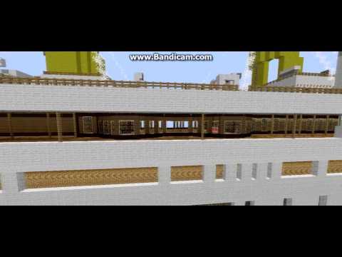 Карта корабля Титаник для Minecraft 1.5.2 - Скачать Карты ...