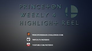 Princeton Weekly 4 Highlight Reel
