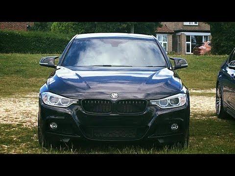 My New Car! (BMW F30 335i M Sport 2014 Metallic Black Sapphire)