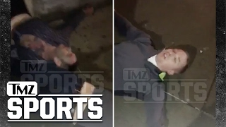 DARRELLE REVIS -- KNOCKOUT AFTERMATH FOOTAGE... 2 Men Out Cold | TMZ Sports