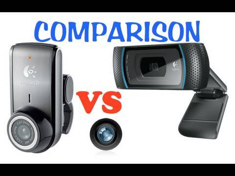 isight - In this video, I will compare the new Logitech C910 with the Apple Macbook iSight and the older Logitech Quickcam Pro. UPDATE, LOGITECH SUPPORT FOR MACS: htt...