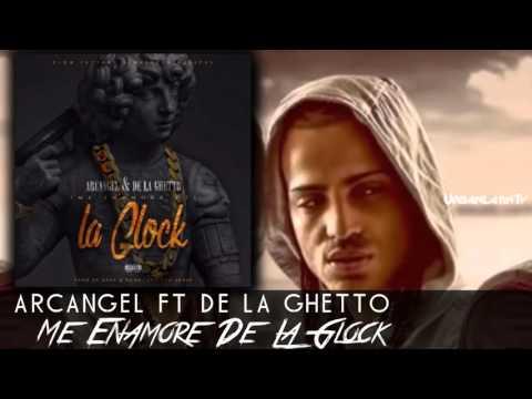 me enamore de la glock_arcangel ft dela ghetto