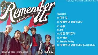 Download Video [FULL ALBUM] DAY6 (데이식스) - Remember Us : Youth Part 2 MP3 3GP MP4