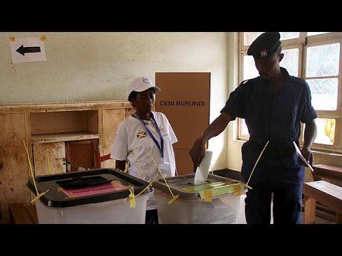 Μπουρούντι: Εκλογές εν μέσω έντασης
