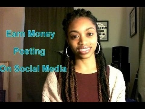 Get Paid To Post On Facebook/Social Media. Up To $16 Per Hour!