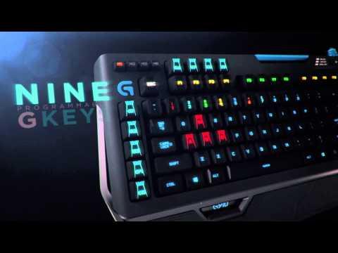 Logitech Mechanical Gaming Keyboard Orion Spark G910 (Black)