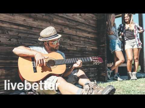 Musica rilassante chitarra acustica: Per calmare la mente, per dormire, per non pensare