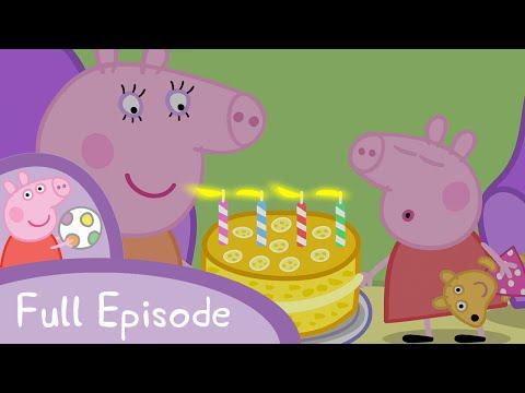 Peppa Pig - My Birthday Party (full episode)