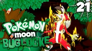 HAYDUNN, MEET ROCK! Pokémon Sun and Moon BugLocke Let's Play with aDrive! Episode 21 by aDrive