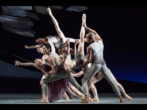 Christopher Wheeldon's Aeternum in rehearsal - World Ballet Day 2014 (The Royal Ballet)