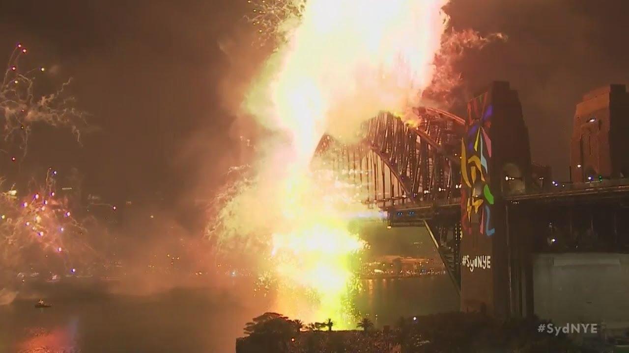 Η Αυστραλία υποδέχτηκε το νέο έτος