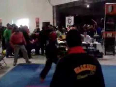 INSTITUTO MEXICANO DE KENPO KARATE PRESENTE EN  GOLD FIGHTER INTERNATIONAL 2014 -2