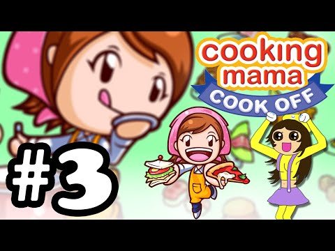 Let's Play Cooking Mama Cook Off #3 Custard