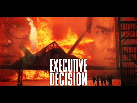 RANT -  Executive Decision (1996) Movie Review