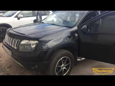 """Чехлы на Renault Arkana, серии """"Premium"""", ромбы - серая строчка"""