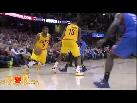 Kyrie  Irving NBA Skills