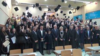 Promovirani novi akademski građani