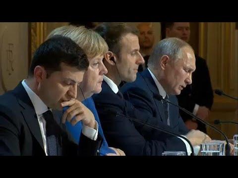 Πρώτη συνάντηση Πούτιν- Ζελένσκι και πρώτη συμφωνία