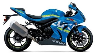 7. 2017 Suzuki GSX-R1000 vs GSX-R1000R, Both bikes of course are lighter and more powerful