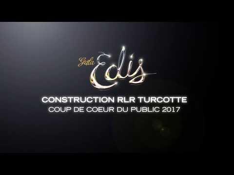 Gala Edis 2017 | Développement durable - Construction RLR Turcotte