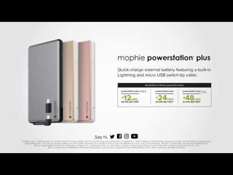 Mophie Powerstation Plus Series