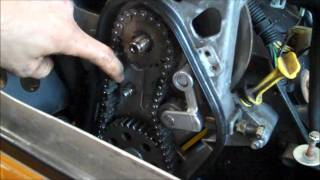8. How To: Check and Adjust Chain Tension (snowmobile)