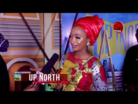 Rahama Sadau, Banky W, Ibrahim Suleiman, Linda Ejiofor /The premiere 'UP NORTH'