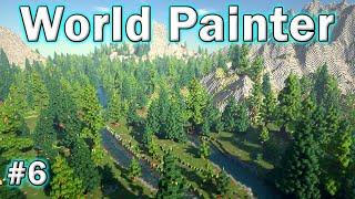 •️ World Painter Tutorial - #6 - Rivers