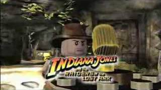Видео LEGO Indiana Jones: The Original Adventures