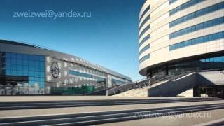 Minsk Belarus  City new picture : MINSK, Belarus. Time Lapse Video.