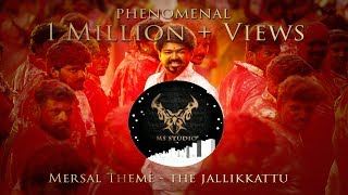 Mersal Theme - The Jallikattu | MS Studios | Thalapathy | Atlee | TSL