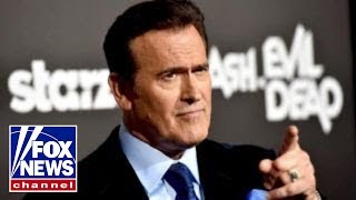 Bruce Campbell: 'I can't get far enough away from Hollywood'