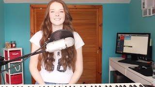 Hey Mama - David Guetta ft. Nicki Minaj     Jade Burke (Acoustic Cover)
