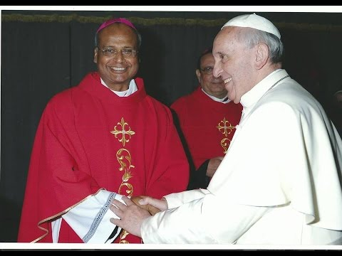 Video Archbishop Dr George Antonysamy ..Happy Birthday download in MP3, 3GP, MP4, WEBM, AVI, FLV January 2017