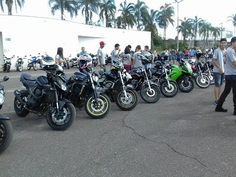 Hornet Encontro de motos Patrocinio MG