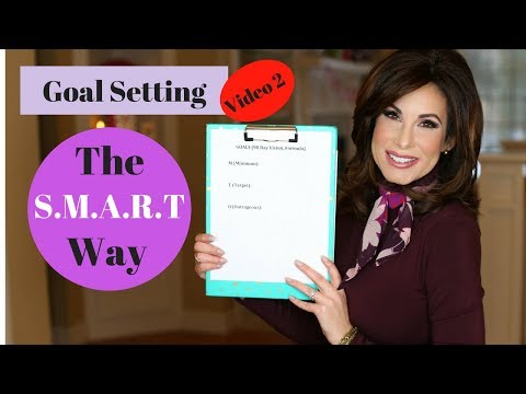 Goal Setting The S.M.A.R.T Way