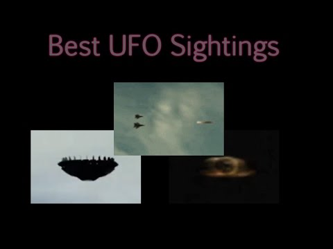 Best UFO Sightings April 2015 Week 4