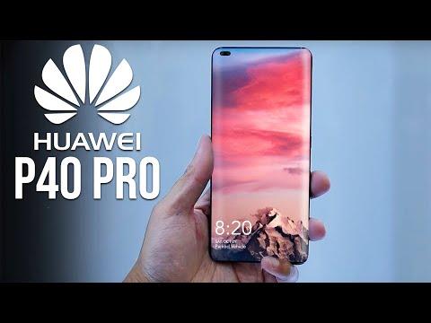 Huawei P40 Pro - МОЩНЫЙ ОТВЕТ Samsung Galaxy S20 Ultra