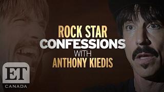 Rock Star Confessions With <b>Anthony Kiedis</b>