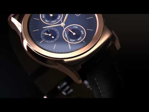 LG Watch Urbane: Video Trailer Uffici...