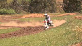 10. MXTV Bike Review - 2014 KTM 250SX-F