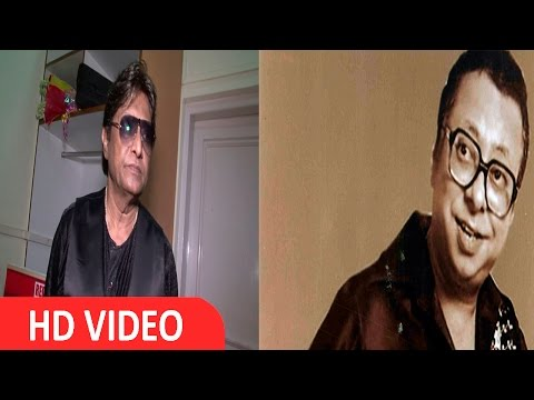 Singer Sabbir Khan Shared Moments With Pancham Da