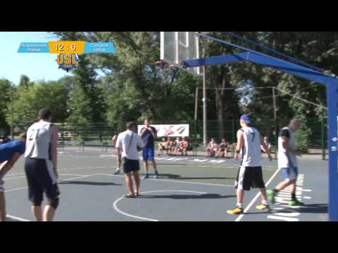 Решающие матчи турнира УСЛ 3х3 ''Dnipro Cup: Youth Day''