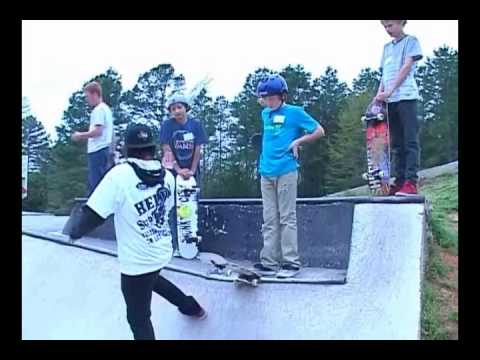 Noble E Young Skatepark Training Day April 5th