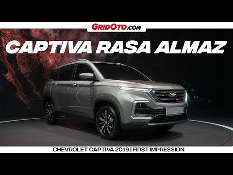 Chevrolet Captiva 2019 | First Impression | GridOto