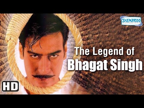 The Legend Of Bhagat Singh [2002]{HD} Bollywood Patriotic Movie In 15mins - Ajay Devgan - Amrita Rao