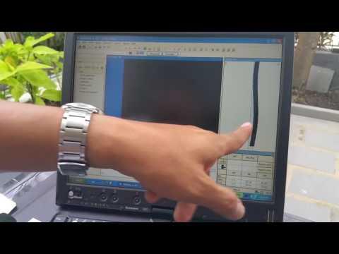 Hướng dẫn sử dụng chức năng IRIS trên máy MS 5800