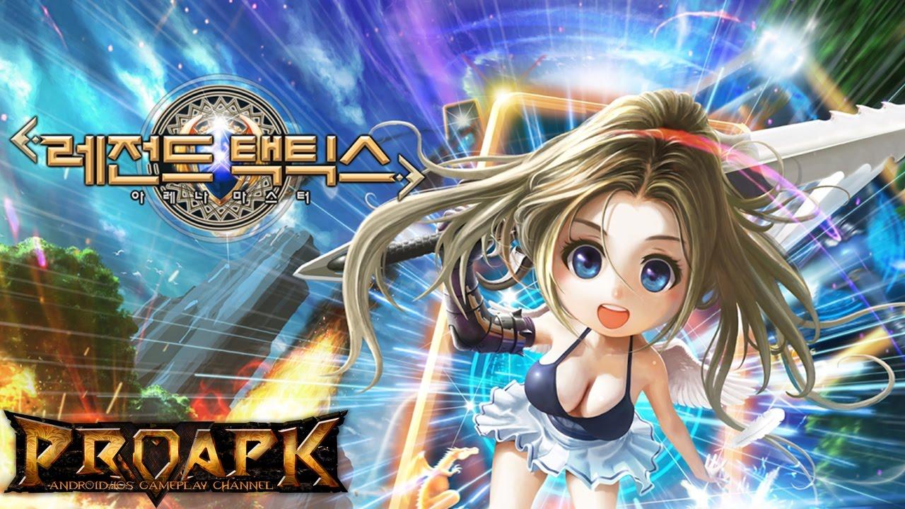 Legend Tactics: Arena Master - 레전드 택틱스: 아레나 마스터